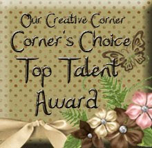 I won with OCC September 2012