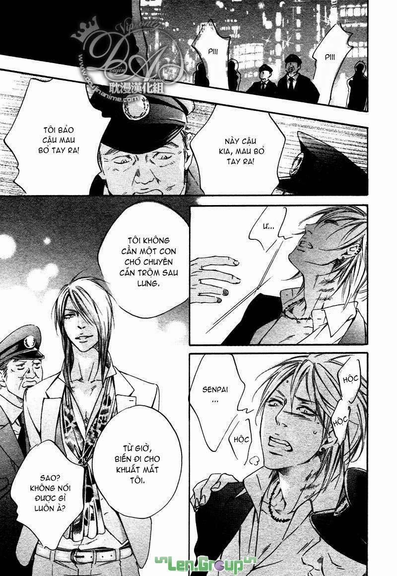 Kizutsuite Romance Manga chap 2 - Trang 29