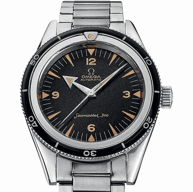 Replica Omega Seamaster watches