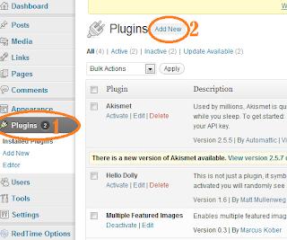 Cara Membuat Sitemap Pada Wordpress