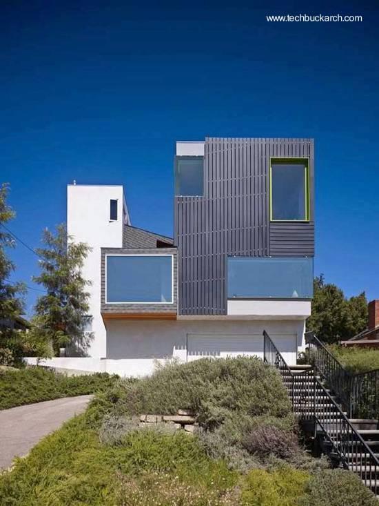 Arquitectura de casas modelos de viviendas modernas for Estilo moderno contemporaneo
