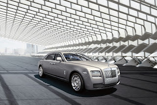 2012 Rolls Royce Ghost EWB