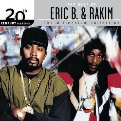 Eric B. & Rakim – 20-th Century Masters: The Millennium Collection (CD) (2001) (320 kbps)