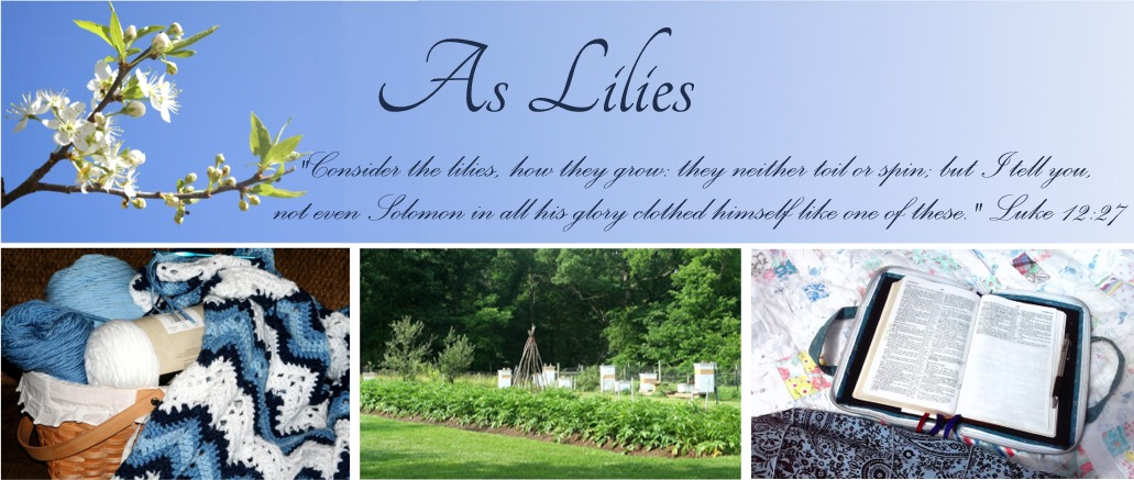As Lilies