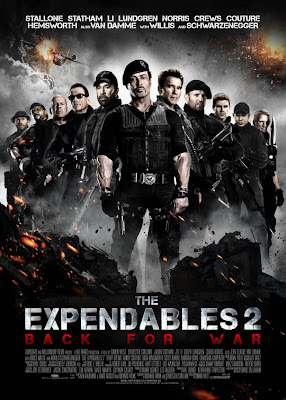 The Expendables 2 (ENG)