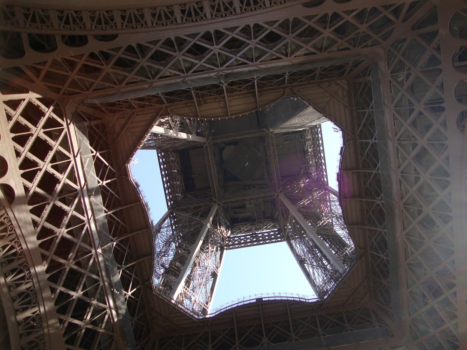 Historia y genealog a la torre eiffel par s for Creador de la torre eiffel