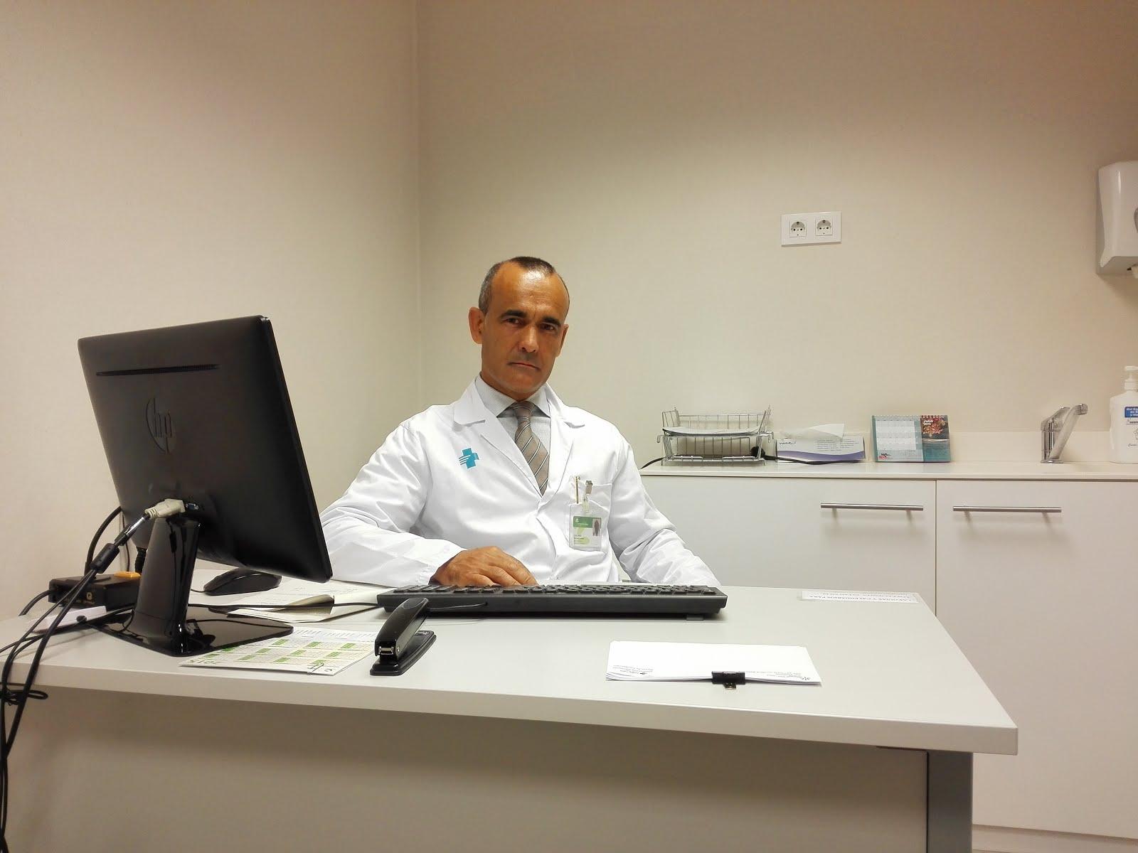CV del Dr Luis Delgado Ramis