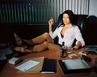 alison king smoking