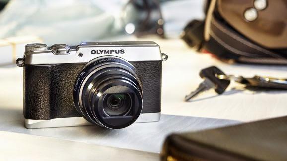 retro camera, Olympus Stylus SH-1, new olympus camera, mirrorless camera, art filter, Full HD video,