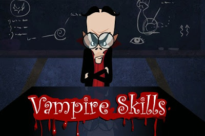 Vampire Skills walkthrough.