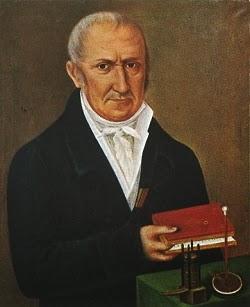 Google Doodle-Alessandro Volta