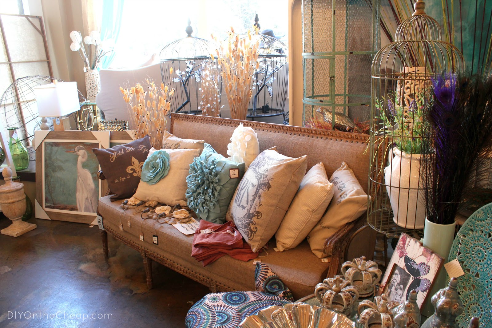 Savannah Part  Shopping Erin Spain - Cheap furniture savannah ga