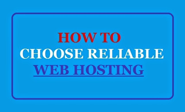 how to choose reliable web hosting in 2015