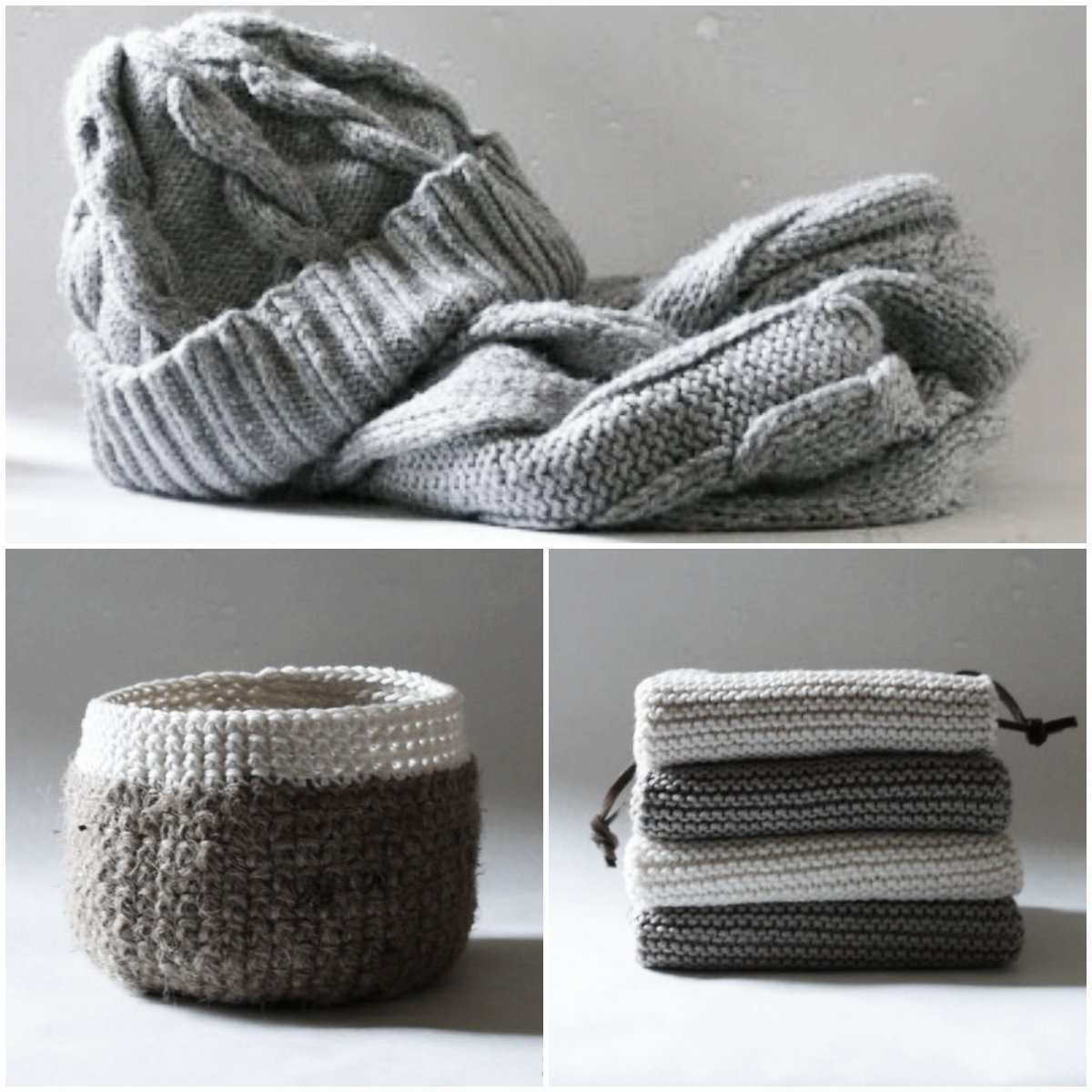 Stricken / Häkeln