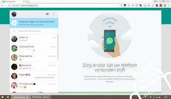 WhatsApp Web Uygulaması Kullanıma Açıldı