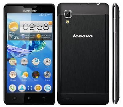 Update Harga Terbaru Ponsel Lenovo P780 Juni 2013