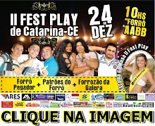 II FEST PLAY - CATARINA - CE