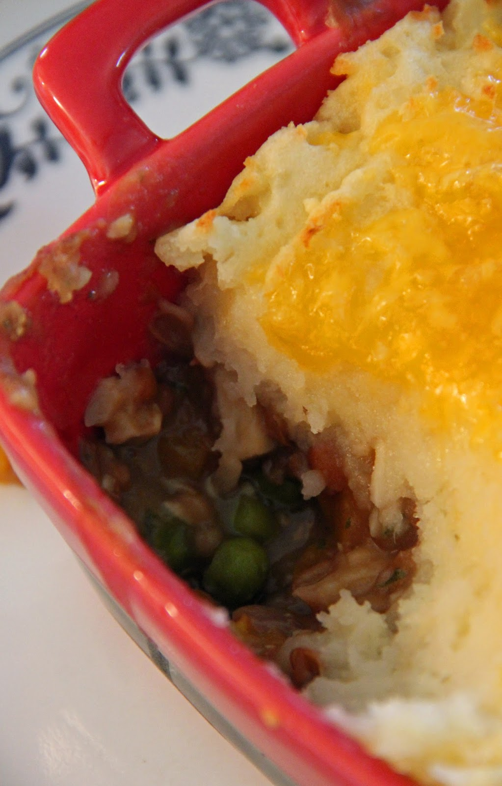 Jo and Sue: Vegetarian Shepherd's Pie