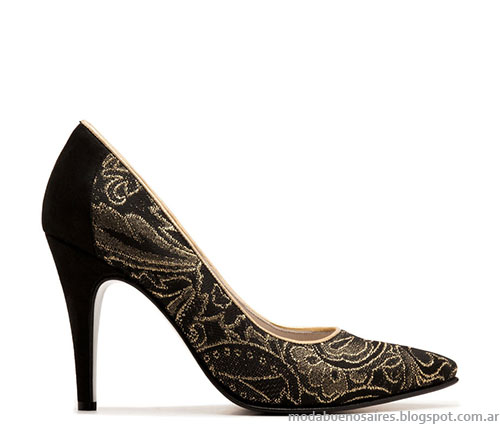 Zapatos stilettos 2015: Rallys otoño invierno 2015. Moda invierno 2015 zapatos.
