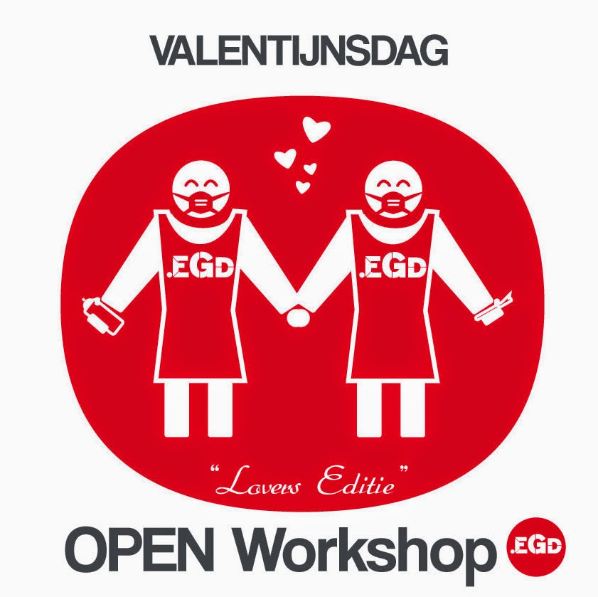Valentijnsdag: OPEN Workshop.EGD
