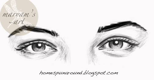 Expressive Eyes Drawing Eyes in Your Sketchbooks