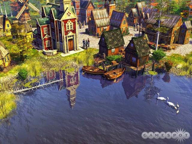 โหลดเกมส์ Age of Empire III Full+ภาคเสริม Expansion patch