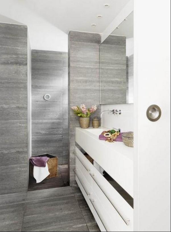 åpent hus: Rolig på badet / Calm in the bathroom