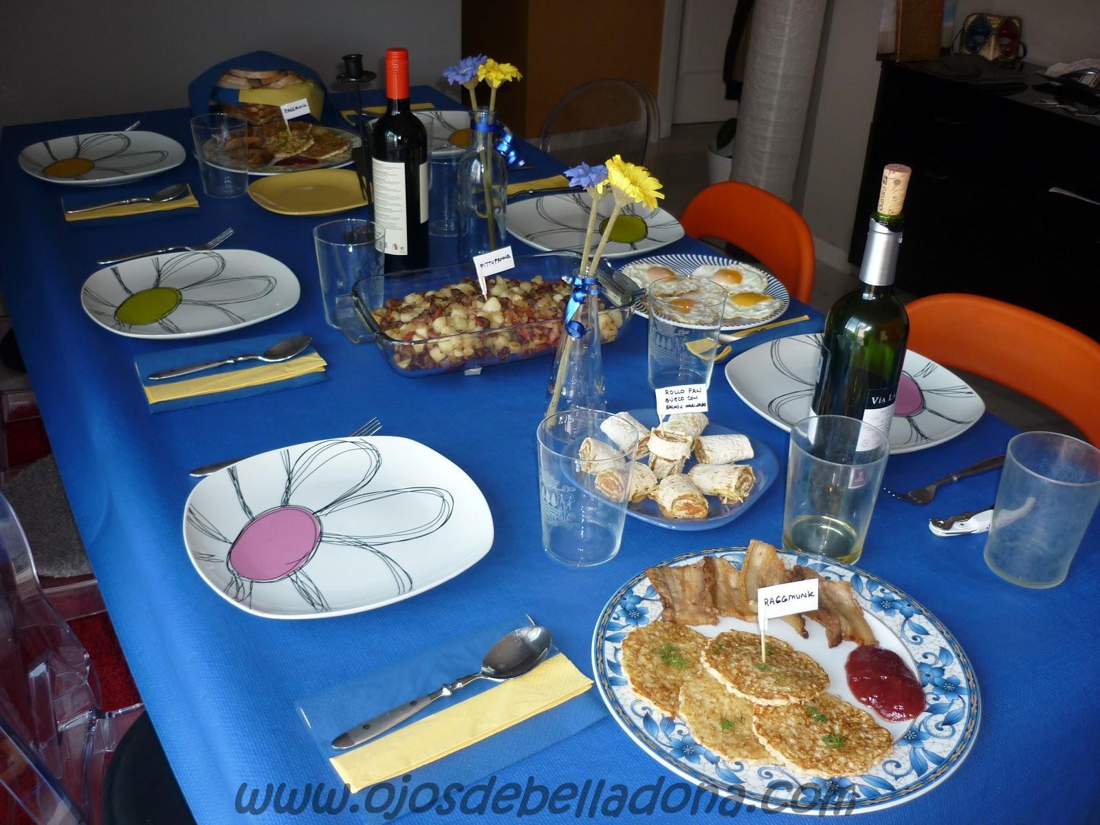 comida sueca, comidas del mundo