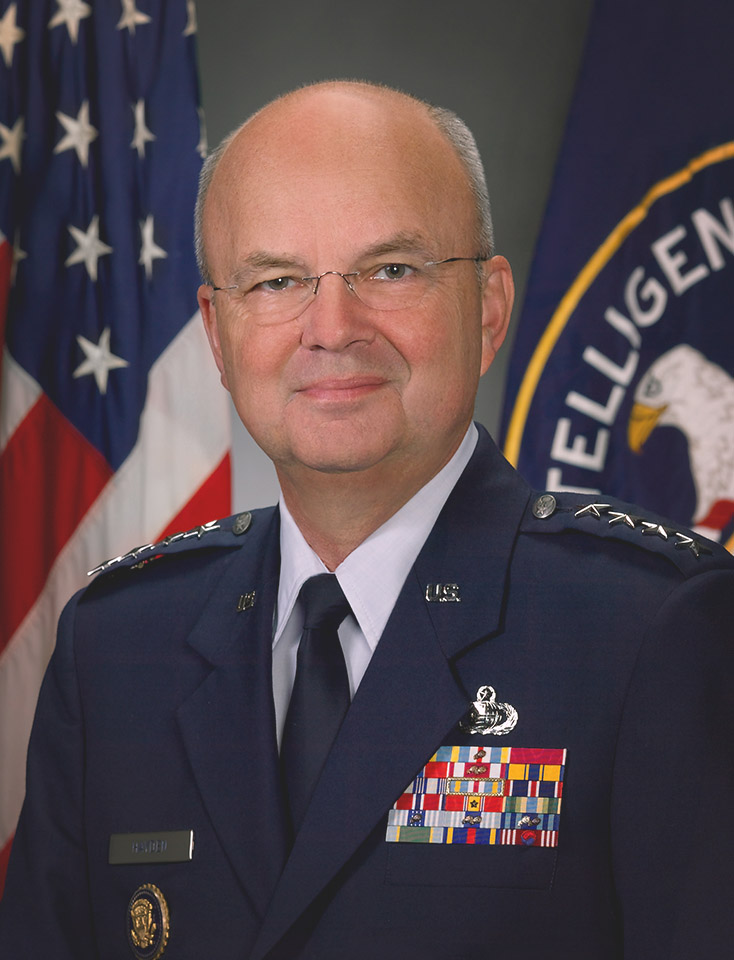 Paul Davis On Crime: Ex-CIA Chief Michael Hayden On Damage To US ...