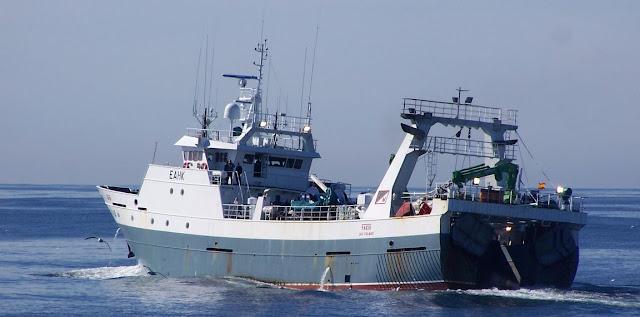 Pesca y Derecho del mar
