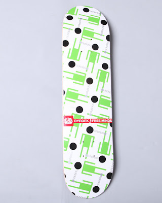 alien skateboards rob dyrdek - skatedeck art