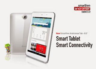 Tablet Andromax Tab 8.0