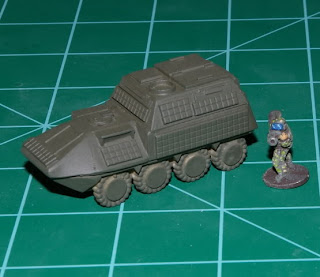 8x8 LAV - picture lifted from Combat Wombat's website