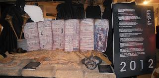 La exposición de Cuarto Milenio juntó las tablillas e inscripciones del fin del mundo de la profecía maya 2012.