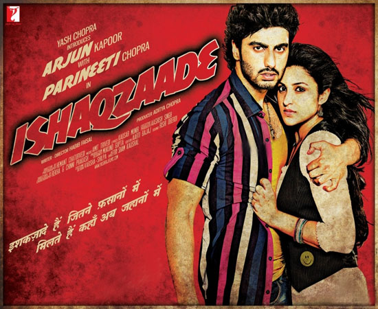 Ishaqzaade (2012) Hindi Mp3 Songs Download