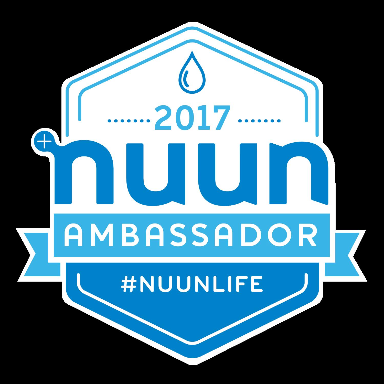 Nuun Ambassador 2017