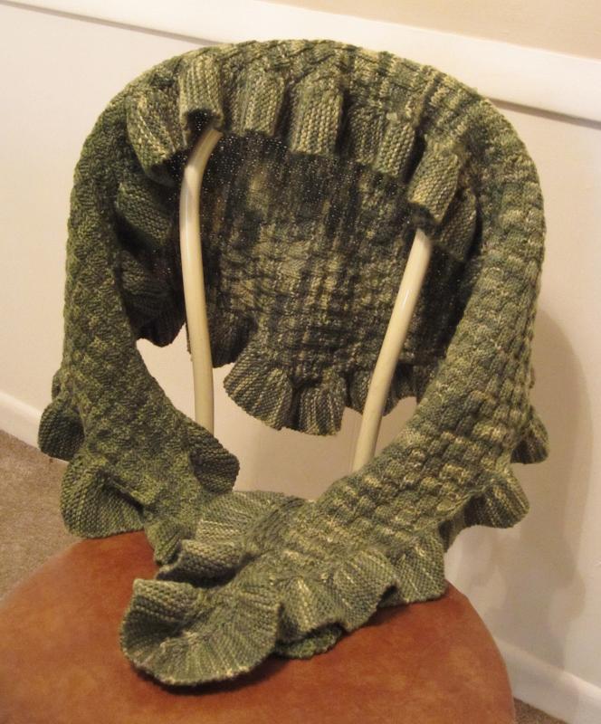 Knitting Pattern For Kate Middleton s Shawl : Oh Sarah O !: Kate Middletons Shawl