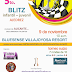 """9 noviembre, 5to. BLITZ Infantil-Juvenil """"Ciudad de Alicante"""" ...Descubriendo Talentos"""