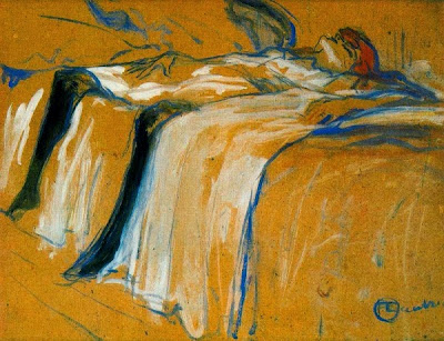Alone (Toulouse Lautrec)