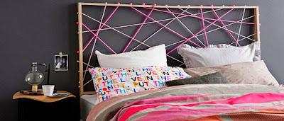 Tête de lit, décoration chambre, facile