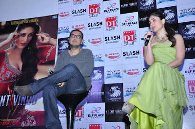 kareena kapoor busy promoting agent vinod photo gallery
