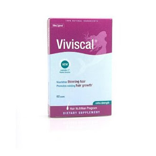 Viviscal supplement for thinning hair