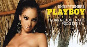 Fotos, Yered Licona, Wanders Lover, Revista Playboy,