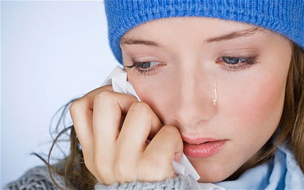 Crying can Enhance your mood