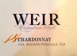 Mike Weir Winery Unoaked Chardonnay