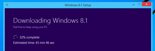 windows 8.1 setup screen print 4