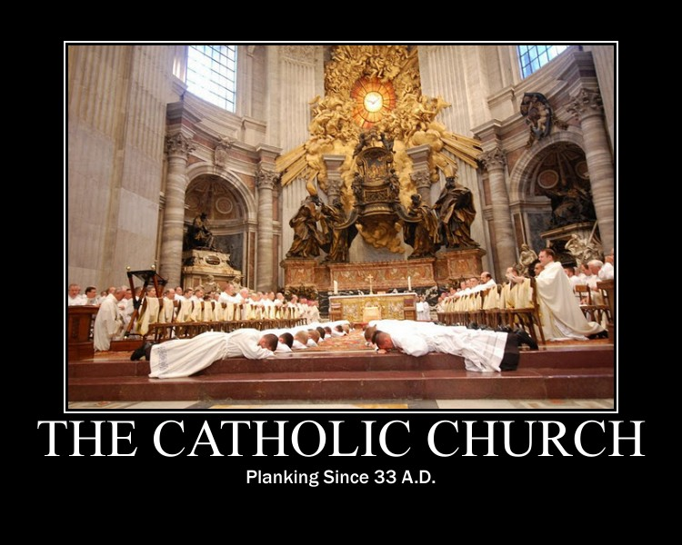 the catholic church a cult in Catholic cult posted mar 2, 2011 08:26:43 and it is the passage the catholic church uses to justify the doctrine and practice of praying for the dead.