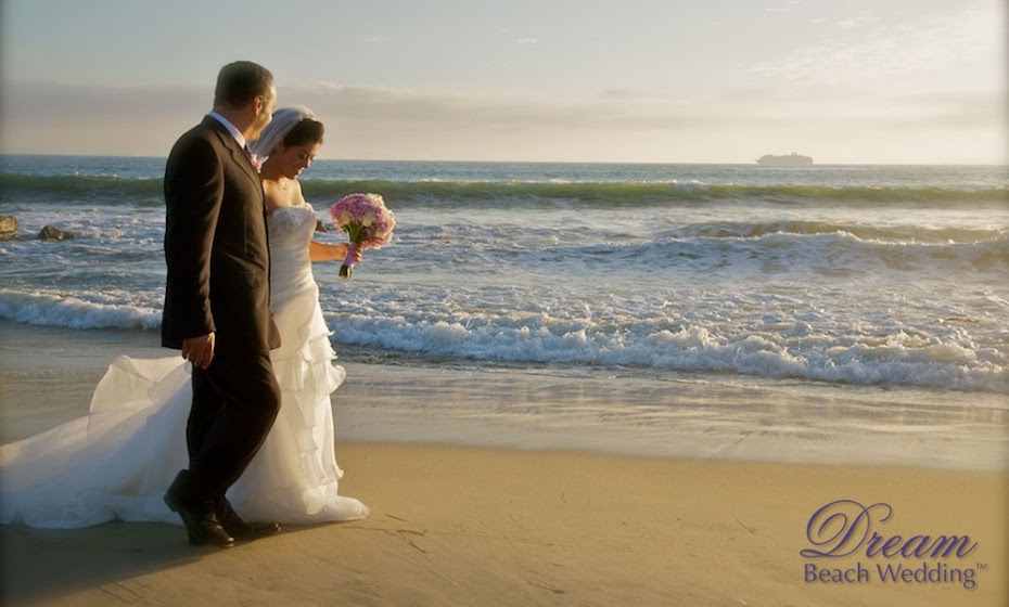 Dream Beach Wedding www.sdofficiant.com