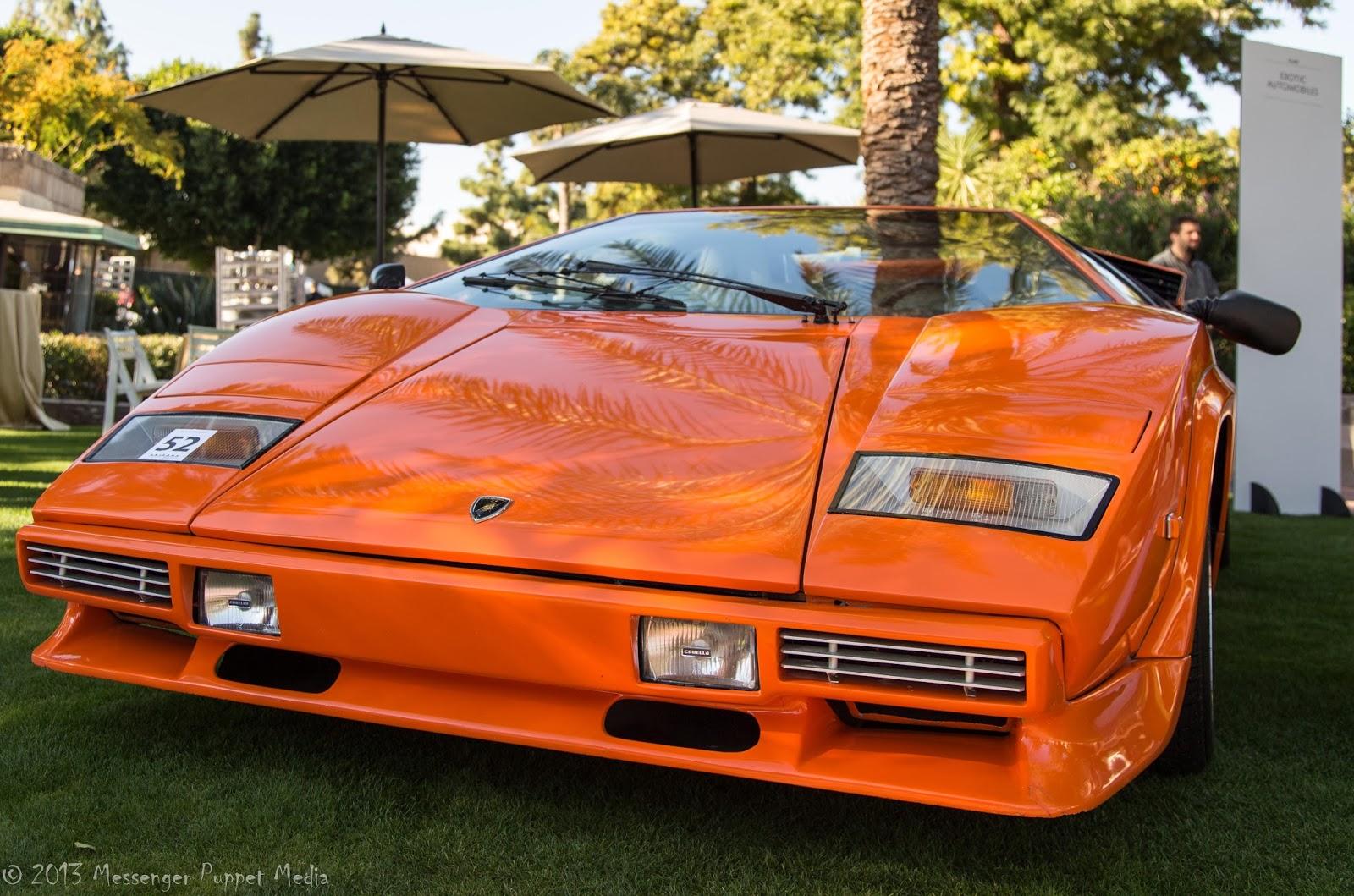 1975 Lamborghini LP400 Countach