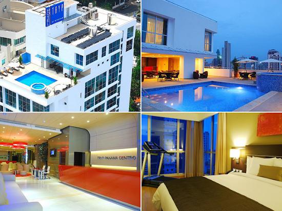 Hotel TRYP By Wyndham Panama Centro
